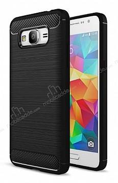 Eiroo Carbon Shield Samsung Galaxy Grand Prime / Prime Plus Ultra Koruma Siyah Kılıf