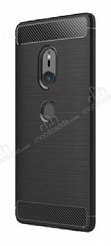 Eiroo Carbon Shield Sony Xperia XZ2 Ultra Koruma Siyah Kılıf