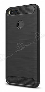 Eiroo Carbon Shield Xiaomi Mi 5X / Mi A1 Ultra Koruma Siyah Kılıf