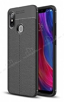 Eiroo Carbon Shield Xiaomi Mi 8 SE Ultra Koruma Siyah Kılıf