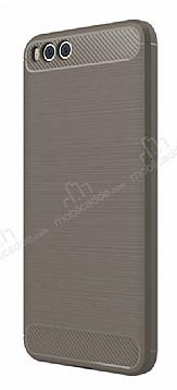 Eiroo Carbon Shield Xiaomi Mi Note 3 Ultra Koruma Gri Kılıf