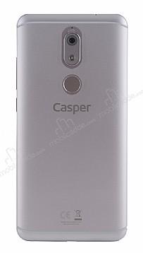 Eiroo Clear Casper Via A2 Şeffaf Silikon Kılıf