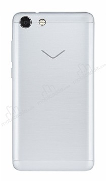 Eiroo Clear Vestel Venus V4 Şeffaf Silikon Kılıf