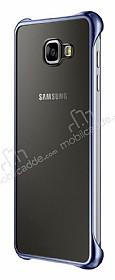 Eiroo Color Thin Samsung Galaxy A3 2016 Siyah Rubber Kılıf