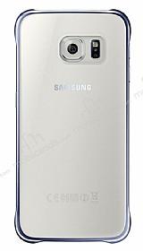 Eiroo Color Thin Samsung Galaxy S6 Siyah Rubber Kılıf