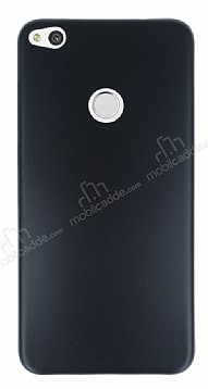 Eiroo Ghost Thin Huawei P8 Lite Ultra İnce Siyah Rubber Kılıf