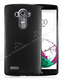 Eiroo Ghost Thin LG G4 Ultra İnce Siyah Rubber Kılıf