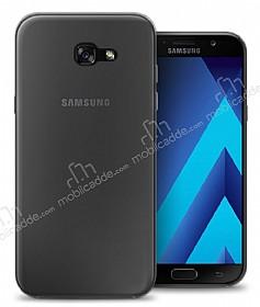 Eiroo Ghost Thin Samsung Galaxy A5 2017 Ultra İnce Şeffaf Rubber Kılıf