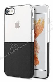Eiroo Half to Life iPhone 6 Plus / 6S Plus Siyah Silikon Kılıf