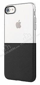 Eiroo Half to Life iPhone 7 Siyah Silikon Kılıf