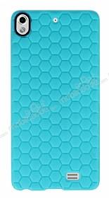 Eiroo Honeycomb General Mobile Discovery Air Su Yeşili Silikon Kılıf