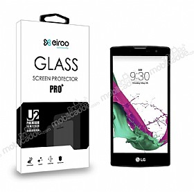 Eiroo LG G4c Tempered Glass Cam Ekran Koruyucu