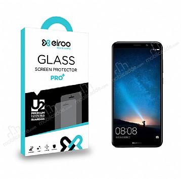 Eiroo Huawei Mate 10 Lite Tempered Glass Cam Ekran Koruyucu