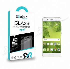 Eiroo Huawei P10 Plus Tempered Glass Cam Ekran Koruyucu