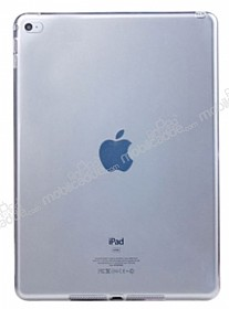 Eiroo Apple iPad mini 4 Ultra �nce �effaf Silikon K�l�f