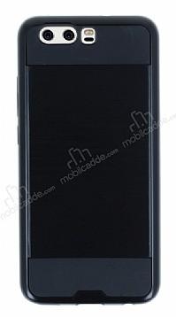 Eiroo Iron Shield Huawei P10 Ultra Koruma Siyah Kılıf