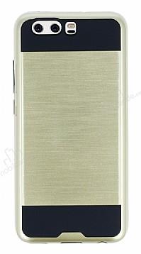 Eiroo Iron Shield Huawei P10 Ultra Koruma Gold Kılıf