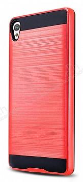 Eiroo Iron Shield Sony Xperia XA Kırmızı Kılıf