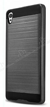 Eiroo Iron Shield Sony Xperia XA Siyah Kılıf