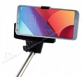 Eiroo LG G6 Bluetooth Tuşlu Selfie Çubuğu