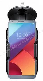 Eiroo LG G6 Siyah Araç Tutucu