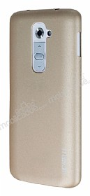 Eiroo Lucatelli LG G2 Ultra �nce Gold Rubber K�l�f