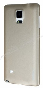 Eiroo Lucatelli Samsung N9100 Galaxy Note 4 Ultra �nce Gold Rubber K�l�f