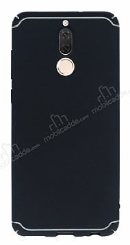 Eiroo Mellow Huawei Mate 10 Lite Siyah Rubber Kılıf