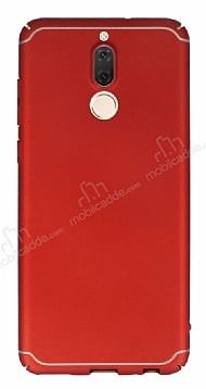 Eiroo Mellow Huawei Mate 10 Lite Kırmızı Rubber Kılıf