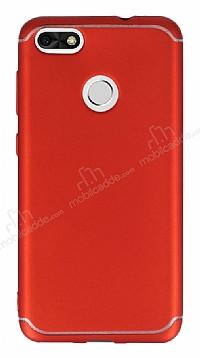 Eiroo Mellow Huawei P9 Lite Mini Kırmızı Silikon Kılıf