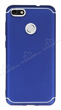 Eiroo Mellow Huawei P9 Lite Mini Lacivert Silikon Kılıf