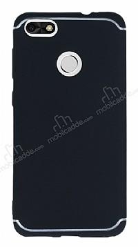 Eiroo Mellow Huawei P9 Lite Mini Siyah Silikon Kılıf