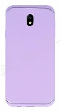 Eiroo Mellow Samsung Galaxy J7 Pro 2017 Mor Silikon Kılıf