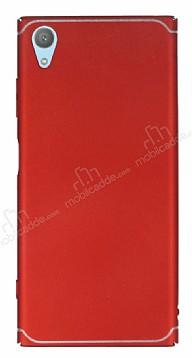 Eiroo Mellow Sony Xperia XA1 Plus Kırmızı Rubber Kılıf