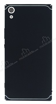 Eiroo Mellow Sony Xperia XA1 Ultra Siyah Rubber Kılıf