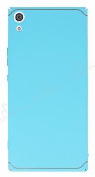 Eiroo Mellow Sony Xperia XA1 Ultra Mavi Rubber Kılıf