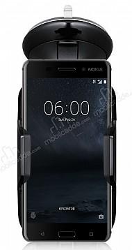 Eiroo Nokia 6 Siyah Araç Tutucu