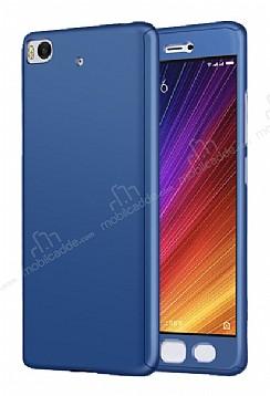 Eiroo Protect Fit Xiaomi Mi 5s 360 Derece Koruma Lacivert Rubber Kılıf