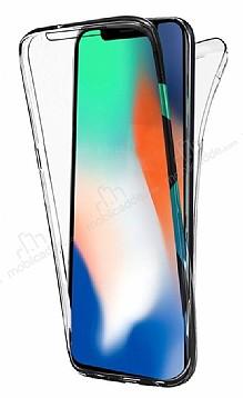 Eiroo Protection iPhone X 360 Derece Koruma Silikon Kılıf