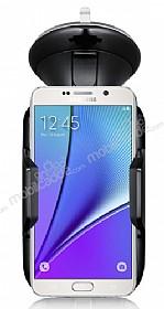 Eiroo Samsung Galaxy Note 5 Siyah Araç Tutucu