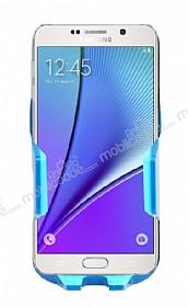 Eiroo Samsung Galaxy Note 5 Mavi Araç Tutucu
