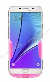 Eiroo Samsung Galaxy Note 5 Pembe Araç Tutucu