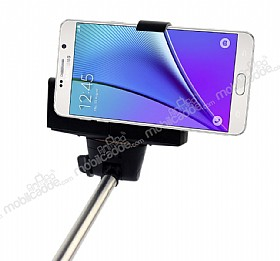 Eiroo Samsung Galaxy Note 5 Bluetooth Tuşlu Selfie Çubuğu