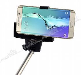 Eiroo Samsung Galaxy S6 Edge Plus Bluetooth Tuşlu Selfie Çubuğu