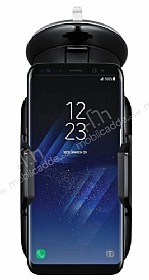 Eiroo Samsung Galaxy S8 Siyah Araç Tutucu