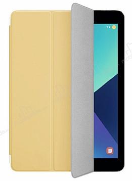 Eiroo Samsung T820 Galaxy Tab S3 9.7 Slim Cover Gold Kılıf