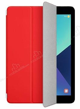 Eiroo Samsung T820 Galaxy Tab S3 9.7 Slim Cover Kırmızı Kılıf