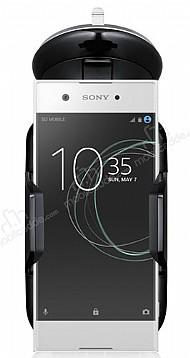 Eiroo Sony Xperia XA1 Siyah Araç Tutucu