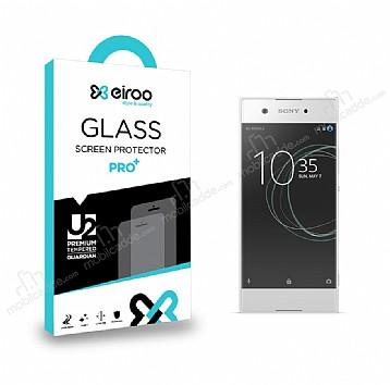 Eiroo Sony Xperia XA1 Tempered Glass Cam Ekran Koruyucu