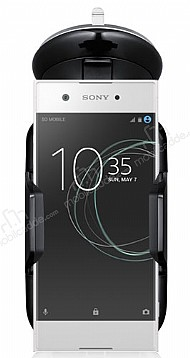 Eiroo Sony Xperia XA1 Ultra Siyah Araç Tutucu